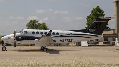 N277BE - Beechcraft B300 King Air 350 - Boutique Air