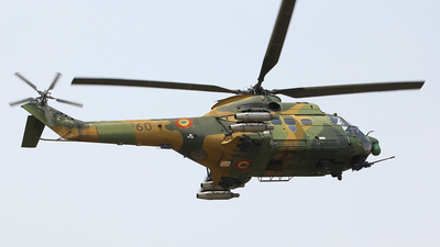 60 - IAR-330L Puma - Romania - Air Force
