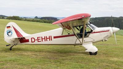 D-EHHI - Christen A-1 Husky - Luftsport-Club Dümpel