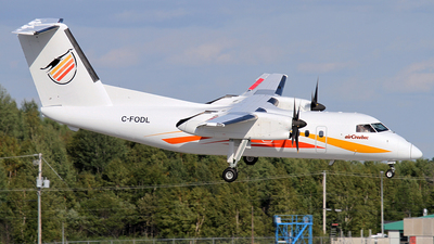C-FODL - Bombardier Dash 8-106 - Air Creebec
