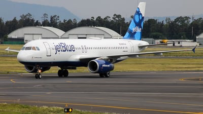 N656JB - Airbus A320-232 - jetBlue Airways