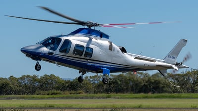 A picture of VHENE - Agusta A109S - [22127] - © Peter Williamson