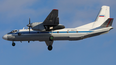 RF-26277 - Antonov An-26 - Russia - Federal Border Guards Aviation Command