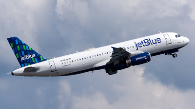 N796JB - Airbus A320-232 - jetBlue Airways