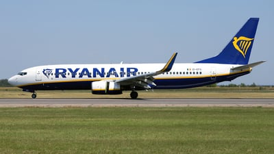 EI-EFG - Boeing 737-8AS - Ryanair
