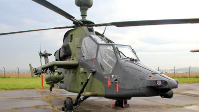 74-21 - Eurocopter EC 665 Tiger UHT - Germany - Army