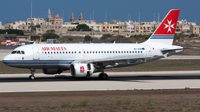 9H-AEM - Airbus A319-111 - Air Malta