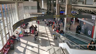 LIPE - Airport - Terminal