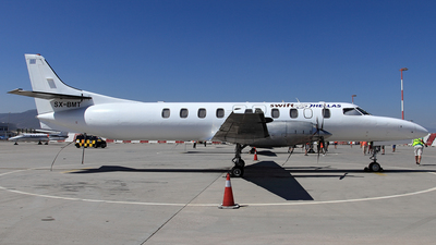 SX-BMT - Fairchild SA227-AC Metro III - Swiftair