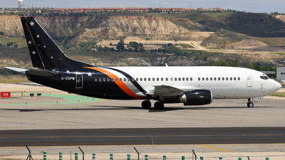 G-ZAPW - Boeing 737-3L9(QC) - Titan Airways