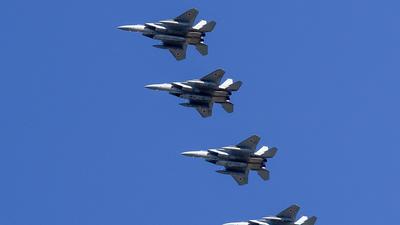 72-8890 - McDonnell Douglas F-15J Eagle - Japan - Air Self Defence Force (JASDF)