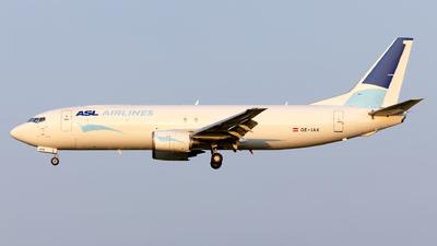 OE-IAK  - Boeing 737-4Q8(SF) - ASL Airlines