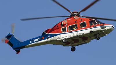 A picture of GEMEB - Airbus Helicopters H175 - CHC Helikopter Service - © Matthew Hallam