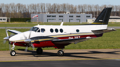 A picture of PHZBZ - Beechcraft C90A King Air - [LJ1164] - © C. v. Grinsven