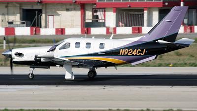 N924CJ - Socata TBM-900 - Private