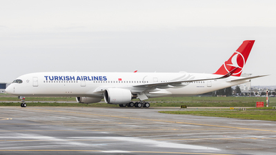 F-WZGN - Airbus A350-941 - Turkish Airlines