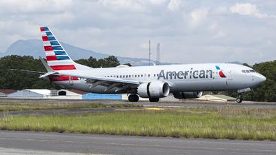 N341RW - Boeing 737-8 MAX - American Airlines