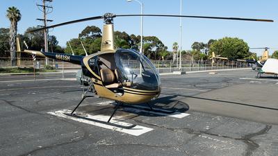 N683SH - Robinson R22 Beta II - Star Helicopters