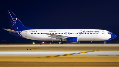 B-2509 - Boeing 737-8Z0 - Blue Panorama Airlines