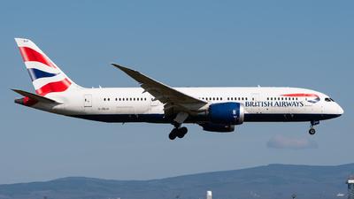 A picture of GZBJA - Boeing 7878 Dreamliner - British Airways - © Sebastian K