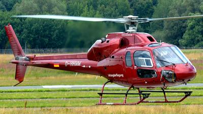 D-HHWW - Eurocopter AS 355F2+ Ecureuil - Sky Heli