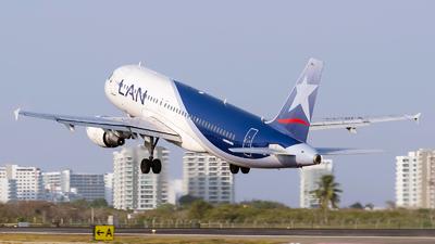 CC-BAF - Airbus A320-232 - LAN Airlines