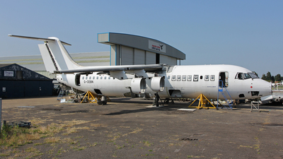 G-CEBN - British Aerospace Avro RJ100 - Untitled