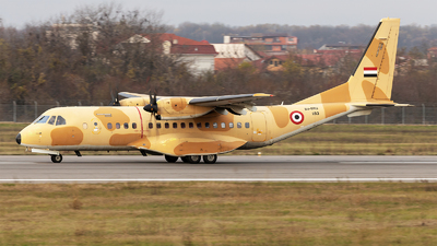 1193 - CASA C-295M - Egypt - Air Force