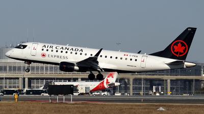 C-FEIQ - Embraer 170-200SU - Air Canada Express (Sky Regional Airlines)