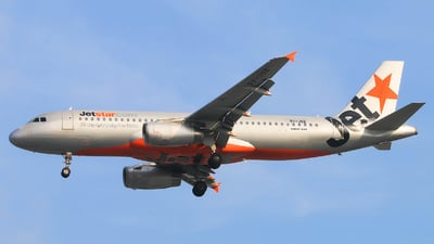 9V-JSE - Airbus A320-232 - Jetstar Asia Airways