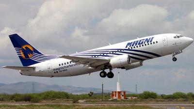 XA-MAA - Boeing 737-377 - Magnicharters