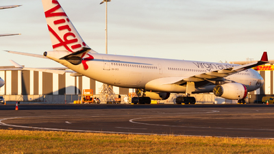 A picture of VHXFD - Airbus A330243 - Virgin Australia - © Will PH