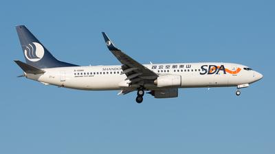B-6988 - Boeing 737-85N - Shandong Airlines
