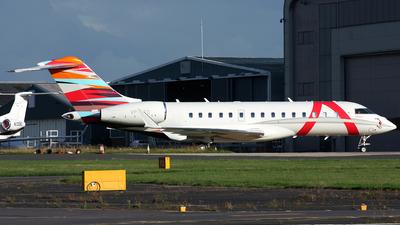 VP-CFO - Bombardier BD-700-1A10 Global 6000 - Private