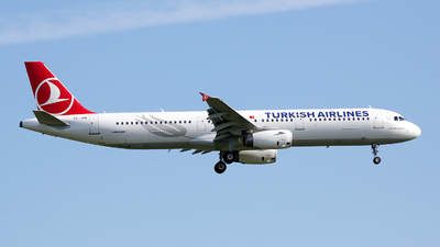 A picture of TCJRM - Airbus A321231 - Turkish Airlines - © Stefan Mayer