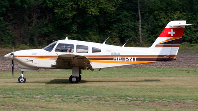 HB-PNT - Piper PA-28RT-201T Turbo Arrow IV - Private