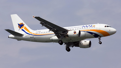 LZ-AOA - Airbus A319-111 - Myanmar Airways International (BH Air)