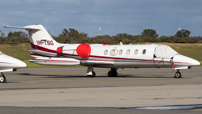 A picture of VHTSG - Learjet 35A - [35657] - © Will.Taylor