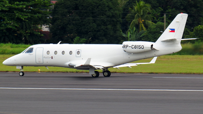 RP-C8150 - Gulfstream G150 - Private