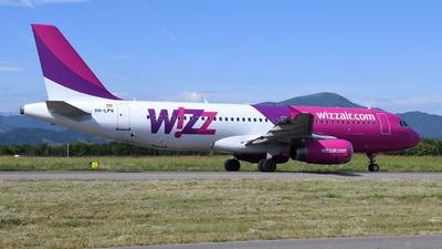 HA-LPN - Airbus A320-232 - Wizz Air