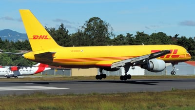 HP-1810DAE - Boeing 757-27A(PCF) - DHL Aero Expresso