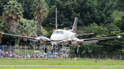 N85PC - Beechcraft C90A King Air - Private