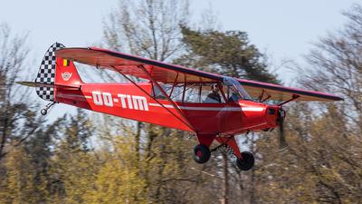 OO-TIM - Piper PA-18-95 Super Cub - Private