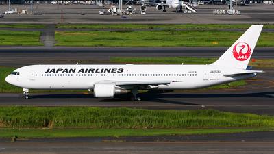 JA653J - Boeing 767-346(ER) - Japan Airlines (JAL)