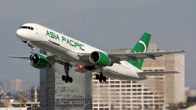 N922TS - Boeing 757-260(PF) - Asia Pacific Airlines