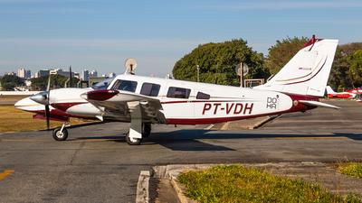 PT-VDH - Embraer EMB-810D Seneca III - Private