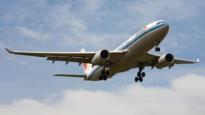 B-6541 - Airbus A330-243 - Air China