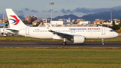 B-324A - Airbus A320-251N - China Eastern Airlines