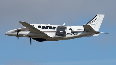N899AE - Beech 99 Airliner - Private