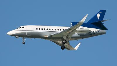 HZ-HKR - Dassault Falcon 900B - Private